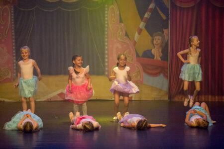 Ballet Woe 1430-6